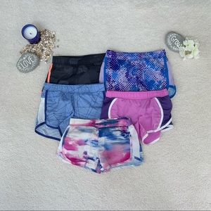 Old Navy Athletic Shorts 5-piece set for Girls